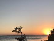 Sunset at Long Key State Park