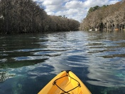 New Years Eve Kayaking Adventure