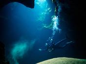Hovering underwater