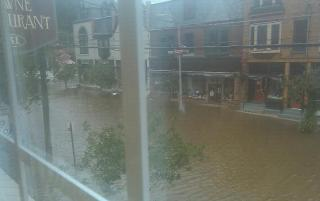 Hurricane Irene Photos