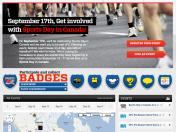 Filemobile provides Gamification services for CBC Sports Day website