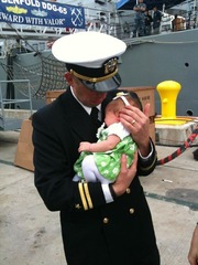 Welcome Home USS Dewey