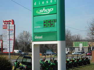 Gas Prices in Marietta, Ohio