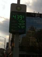 Chicago gas prices!