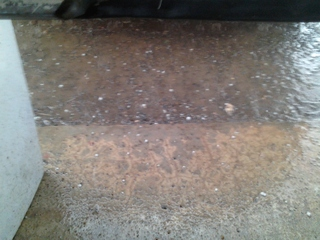 The Hail in Aragon