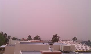 2nd Major Dust Storm To Hit El Paso, TX In A Little Over A Week