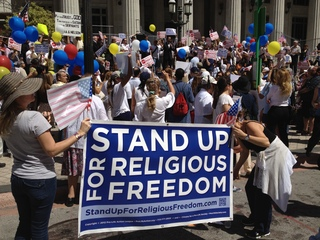 "Miami ""Stand Up for Religious Freedom"""