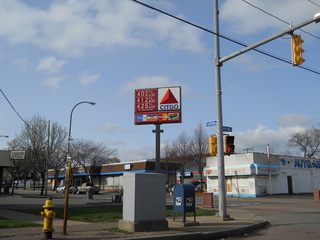Gas Prices, Rochester,NY