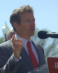 "Sen. Rand Paul Speaks at ""Hands Off My Health Care"""
