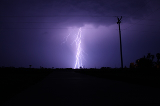 Electrical Storm in South Texas