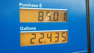 Ridiculous Gas Prices