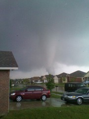 Tornado in Dallas