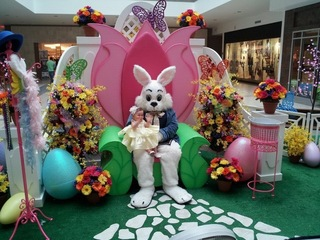 Makena and the Easter Bunny