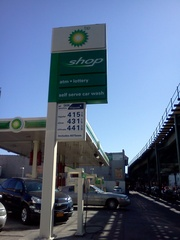 Gas Prices In Brooklyn, New York