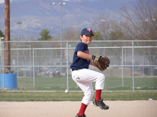 First Year pitching