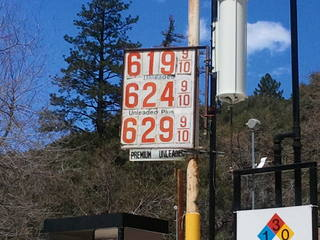 Gas Prices April 2012