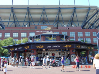 Tennis - US Open 2010
