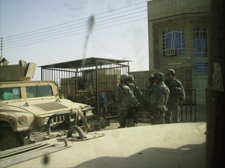 MITT Team,Iraq 2008