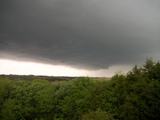 Storm in Frankfort, KS
