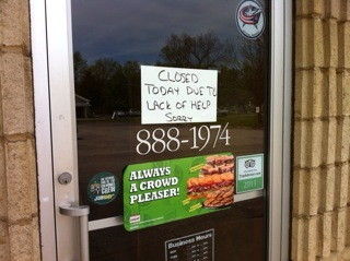 Powell, OH Subway