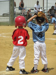 First Tee Ball Game