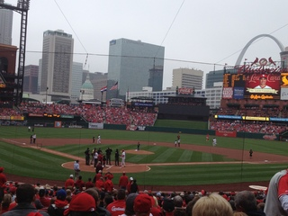 Brewers vs. Cardinals
