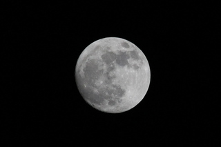 Supermoon Photo