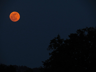 Supermoon, May 5, 2012