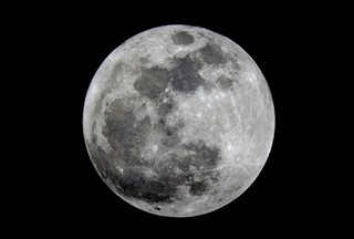 Cinco de Mayo Supermoon