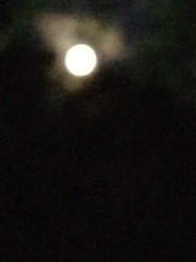 SuperMoon in Kennesaw, GA