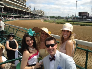 Kentucky Derby Fan Photos