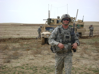 Our Hero, SSG Michael C Murphrey, Deployed to Heaven 09/06/2009