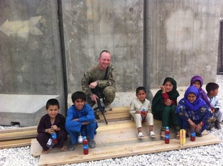 Ohio National Guard in Afghanistan