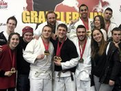 First BJJ Competition