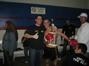 Victory - first amateur kickboxing fight!
