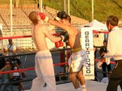 Second Amateur Fight - Stiff Jab