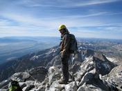 Summiting The Grand Teton in a single day