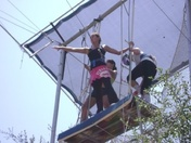 Trapeze Flying