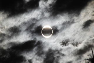 Solar Eclipse, Sparks, NV