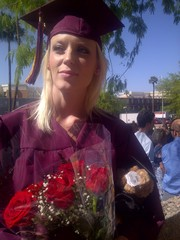 Graduation from WP Carey @ AZ State University