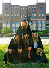 Graduation Pictures! Florida State University
