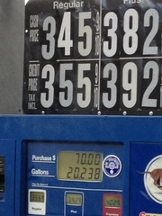Gas prices!