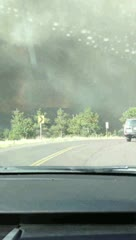 Guernsey State Park Fire 9 June 2012