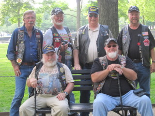Branson Veterans Thunder into Washington D.C.