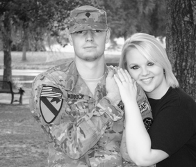 My best friend, my fiance, my hero!