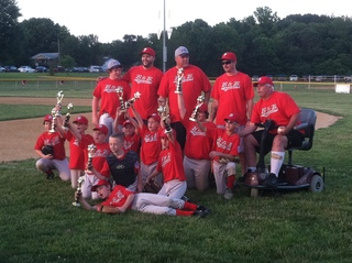 Bristol Township little league champions!