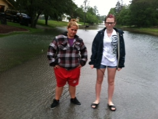 Flooding Hernando County