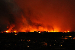 Colorado Springs fire / Waldo Canyon fire