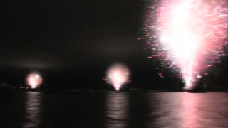 Fireworks San Diego Fail - Big Bay Boom is a Bust - Premature Ignition