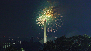4th July in Washington, DC